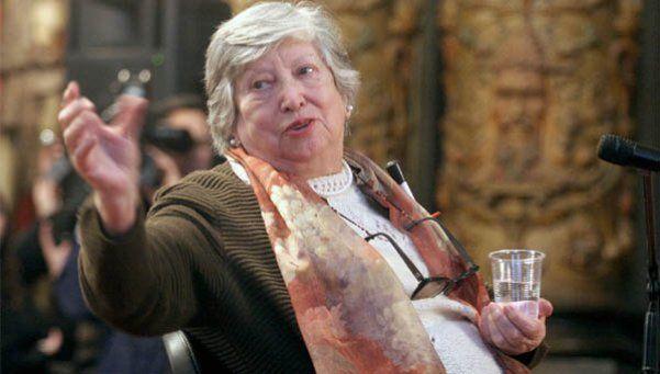 Chicha Mariani pide cautela por la aparición de la Nieta 120