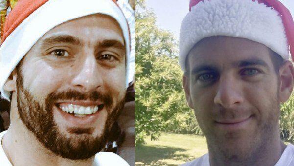 El saludo de Navidad  de los deportistas por las redes sociales