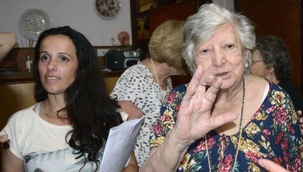 Chicha Mariani finalmente no encontró a su nieta