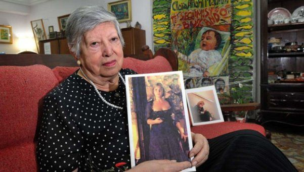 Chicha Mariani está muy triste, estamos muy preocupados por ella