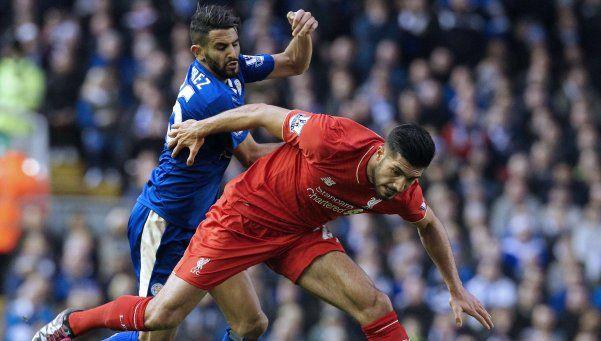Leicester cayó ante Liverpool, pero sigue arriba en la Premier