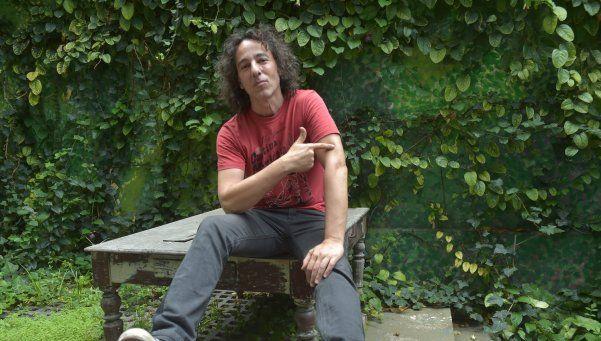 Javier Calamaro: Que la música me llene a mí, no a la cuenta bancaria