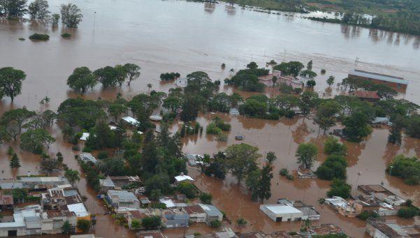 La agenda de Macri en Entre Ríos por las inundaciones