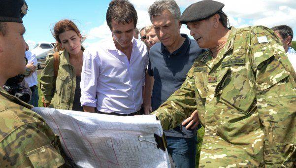 Macri: Vamos a aportar las soluciones definitivas