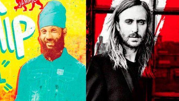Lo nuevo de Fidel Nadal y David Guetta