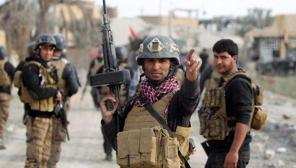 Irak anunció la liberación de la ciudad de Ramadí