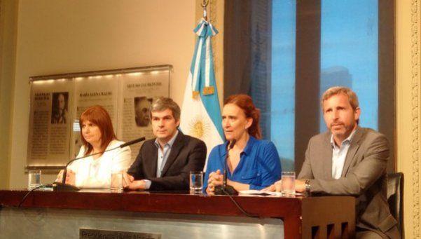 Tras las fugas, Gobierno Nacional dio absoluto respaldo a Vidal