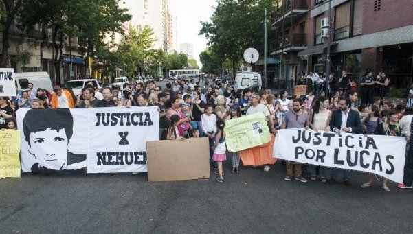 Volvieron a detener al policía acusado de balear a Lucas Cabello