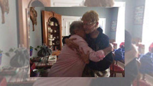 Después de 70 años, dos mujeres descubrieron que son hermanas