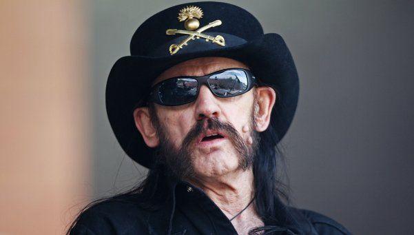 El rock está de luto: murió Lemmy Kilmister, cantante de Motörhead