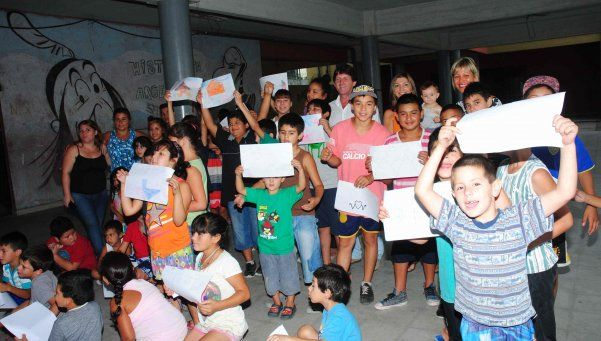 """Lanzan en Provincia el programa """"Escuelas de Verano"""""""