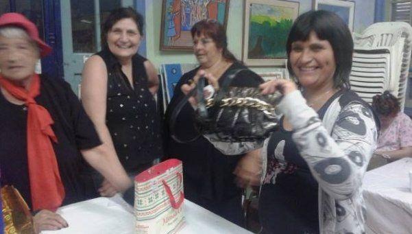 Solidaridad de Las Mamitas con pacientes del hospital Estéves