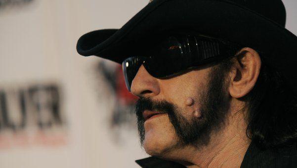 Cinco cosas que no sabías de Lemmy Kilmister