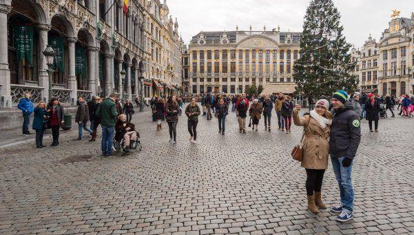 Bruselas: detienen a dos sospechosos de preparar atentados