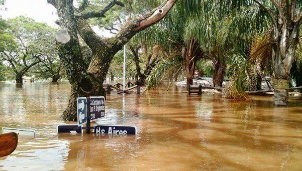 Las lluvias se mantienen en las zonas afectadas por inundaciones