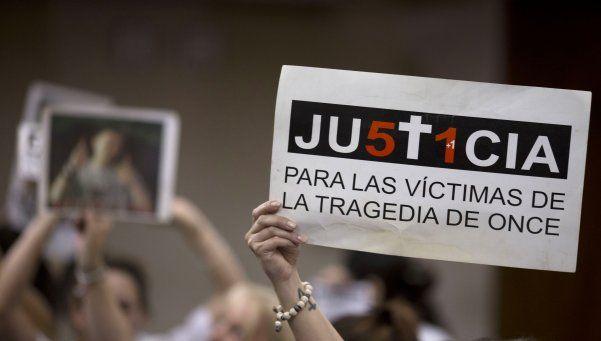 Tragedia de Once: penas de 9 a 3 años para los acusados