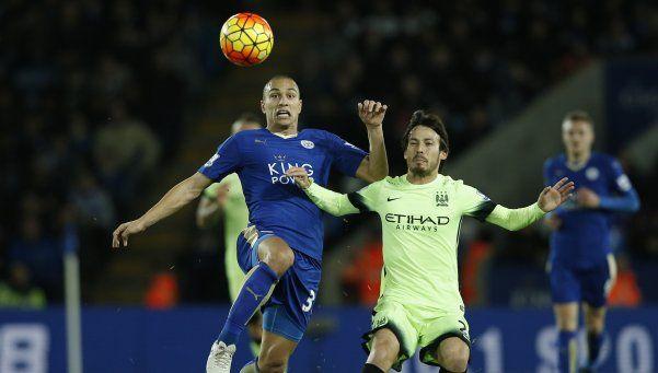 Leicester y Manchester City se olvidaron de los arcos