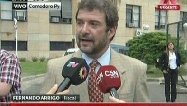 Tragedia de Once | Arrigo: Ninguno quedará detenido