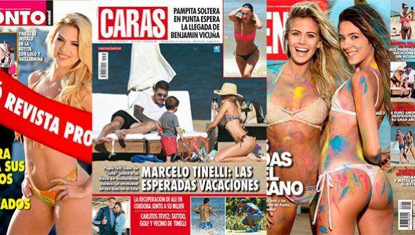 Ailen Bechara hot y las vacaciones de Tinelli