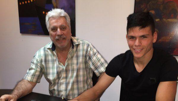 "Jonathan Silva: ""Estoy muy ansioso por  jugar en la Bombonera"""
