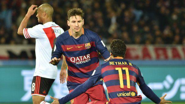 De Messi a Tevez y de River a Boca: un año de medallas y papelones