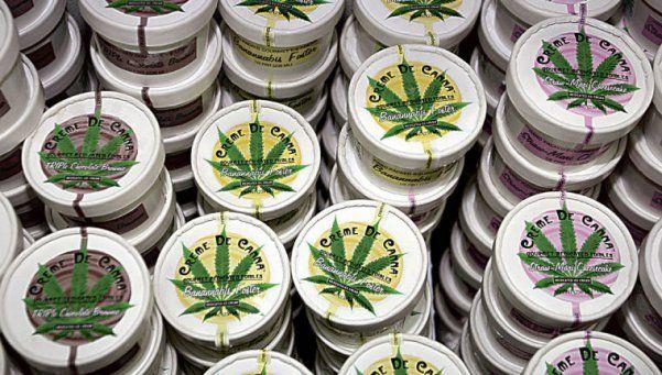En Italia comercializarán helado de marihuana