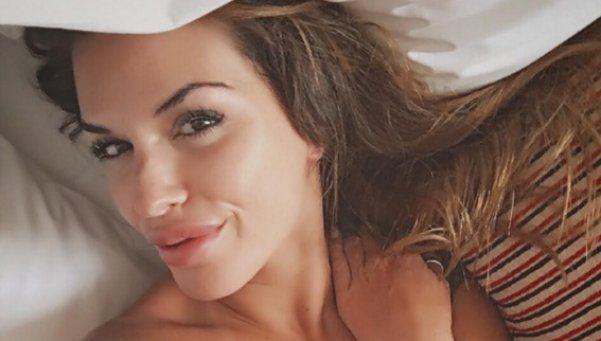 Sofia Clerici se despertó con fiaca