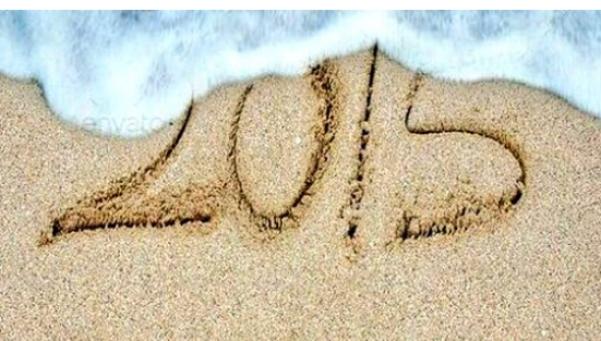 #Adios2015: el hashtag que es tendencia para despedir el año