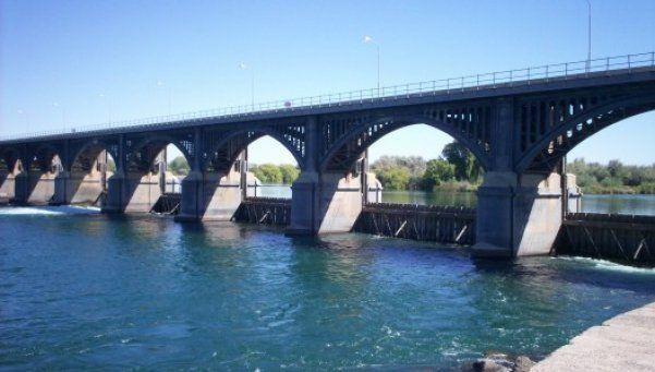 Neuquén: diez heridos por la caída de un rayo en un dique