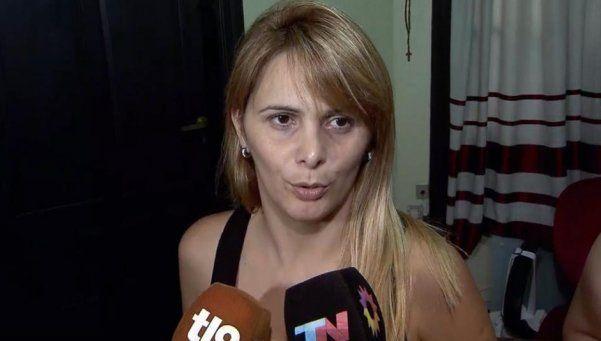 La ex mujer de Lanatta: Tengo miedo por mis hijos