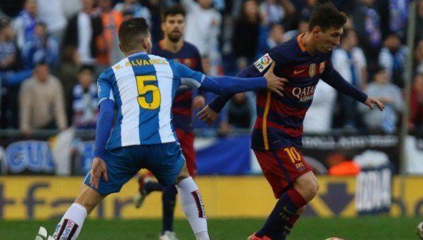 Barcelona no pudo con Espanyol en el clásico catalán