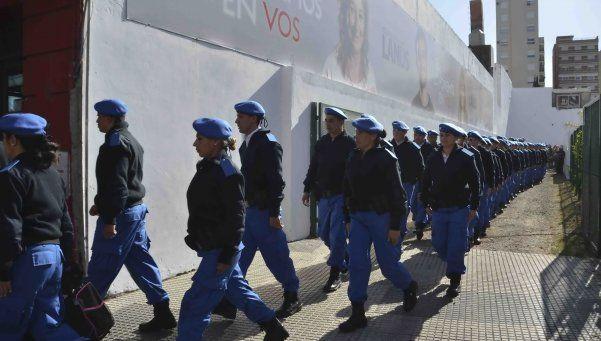 Lanús  sumó 50 policías locales y Avellaneda 151