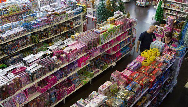 Las ventas minoristas cayeron 2,3% en enero