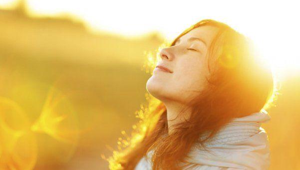 Vitamina D, del sol a la sana alimentación