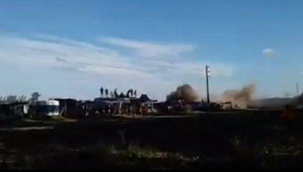 Tremendo: nuevo video del choque que dejó 13 heridos en el Dakar