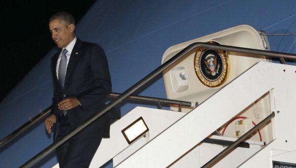 La agenda de Barack Obama para su visita a Argentina