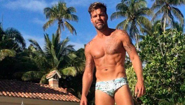 Ricky Martin les dice sí también a las damas