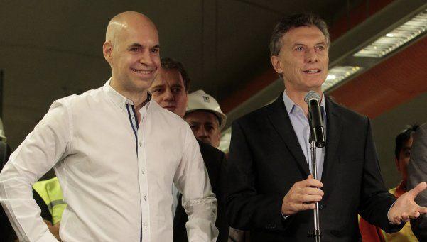 Por decreto, Macri elevó casi un 168% la coparticipación para CABA