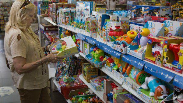 Por el Día del Niño se incorporan los juguetes en el Ahora 12