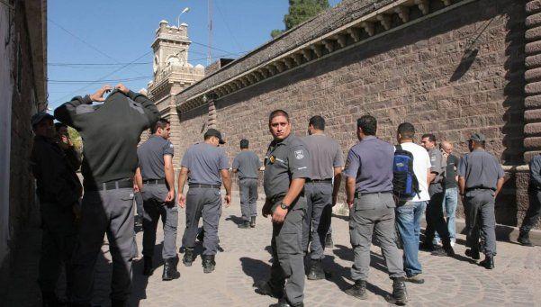 Otro más: se fugó un preso de una penitenciaría de Mendoza