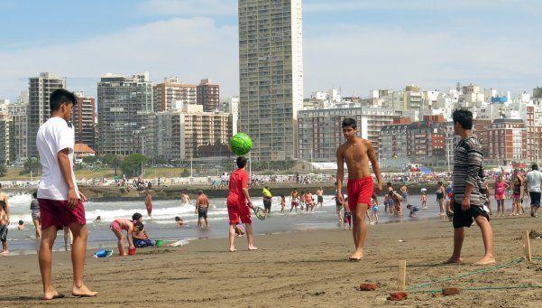 Hay un 30% menos de ocupación en la costa que en 2015