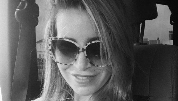 ¡Más pechocha que nunca! La selfie hot de Florencia Peña