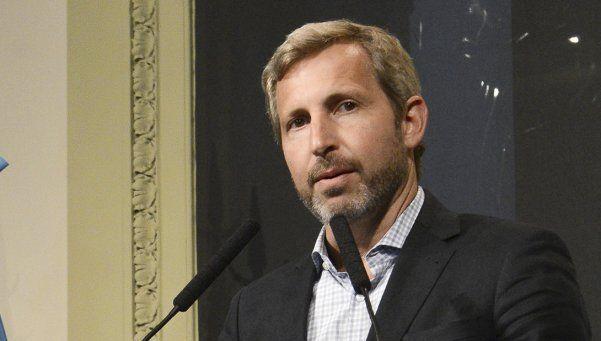 Frigerio criticó a dirigentes que ponen palos en la rueda