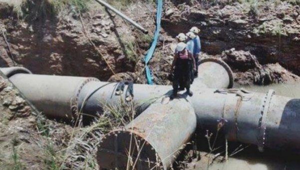 Bahía Blanca: más del 70 por ciento de la población está sin agua