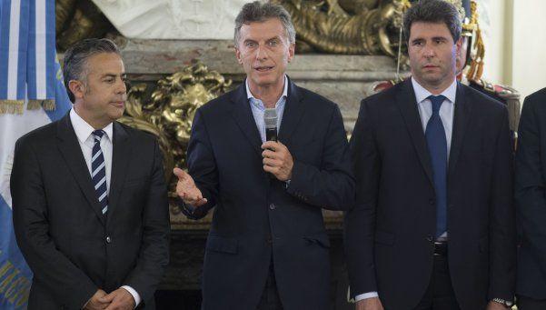 Macri anunció la construcción de una autovía en la ruta 40