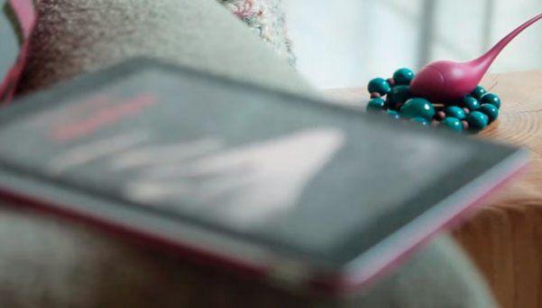 Buscan crear un vibrador para la literatura erótica