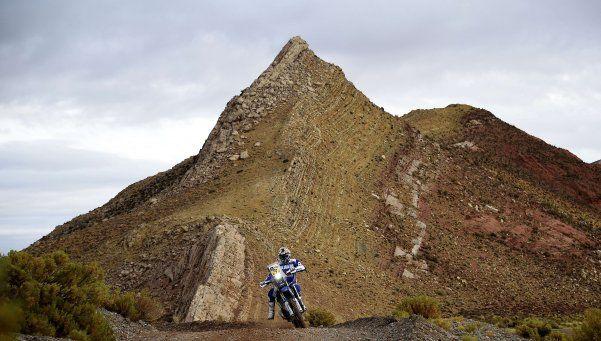 El Dakar ingresa a Bolivia y enfrenta la altura en Uyuni