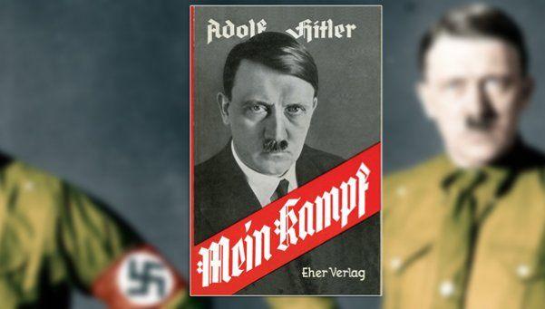 Tras 70 años vuelve a publicarse el libro Mi Lucha de Hitler