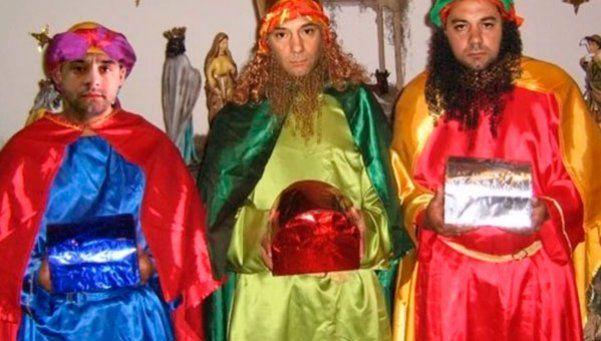 El hilarante audio que confunde a los prófugos con los Reyes Magos