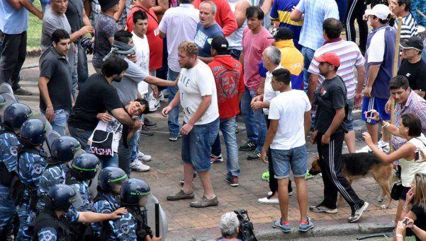 El descargo de Julio Garro ante la represión policial en La Plata